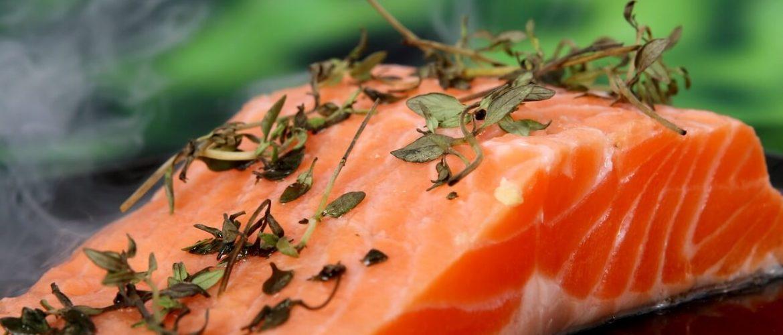 فواید خوردن دو وعده ماهی در هفته